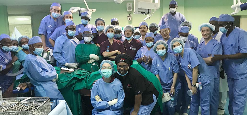 海外医療支援